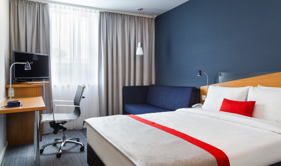 eventreise-dortmund-holiday-inn-express-zimmerbeispiel