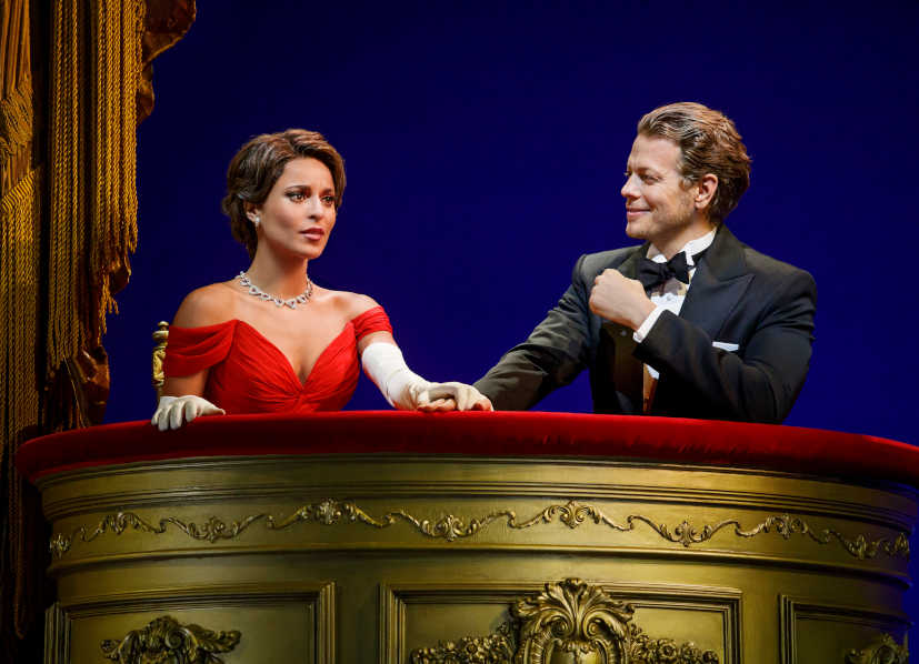 "PRETTY WOMAN Musical - Szenenmotiv ""Edward & Vivian in der Oper"""