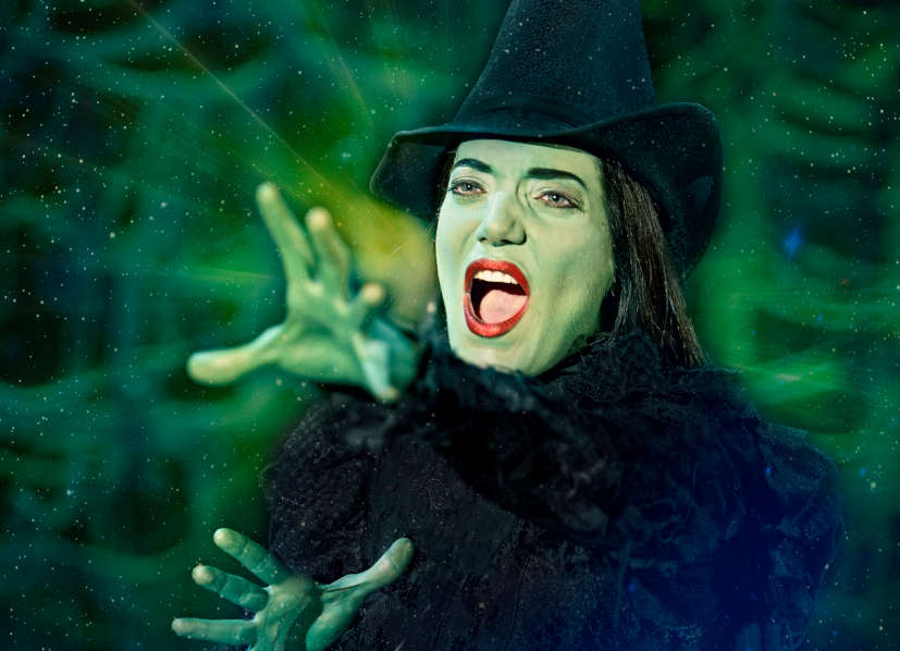 "WICKED - Das Musical, Szenenmotiv ""Elphaba"""