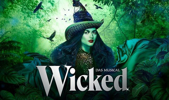 WICKED - Das Musical, Keyvisual